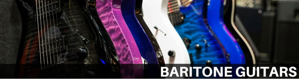 Baritone Guitars