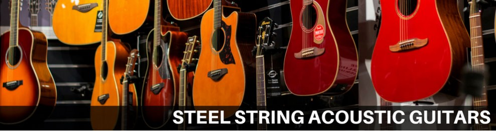 Steel String Acoustic Guitars