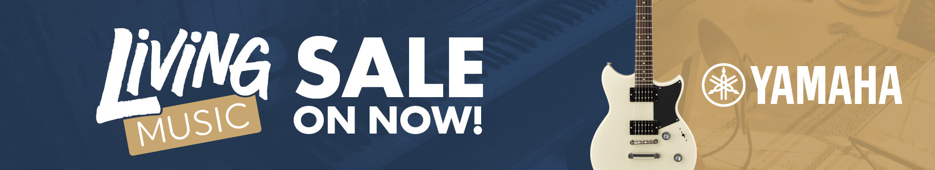 Yamaha Living Music Sale