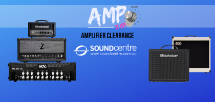 Amp It Up Amplifier Clearance