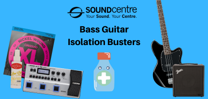 Bass Guitar Isolation Busters