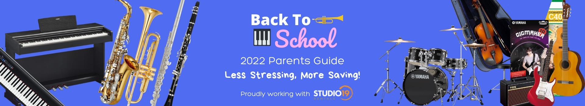 Back To School Parents Guide 2021