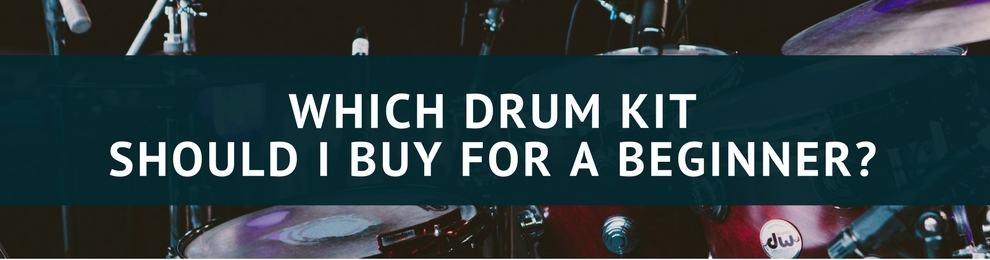 Acoustic or Electronic - Which Drum Kit Should I Buy For A Beginner?