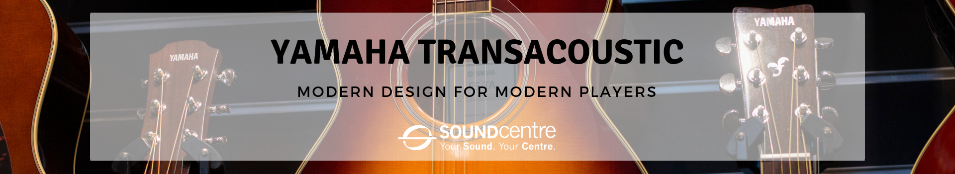 Reverb Built-In To A Guitar? Yamaha TransAcoustic At Sound Centre